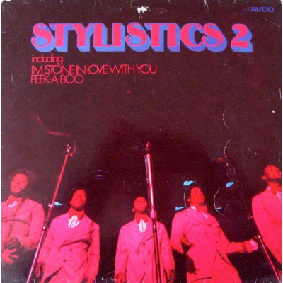 The Stylistics --- 2