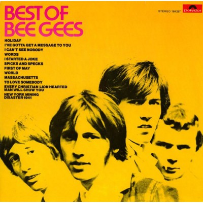 Bee Gees --- Best Of Bee Gees
