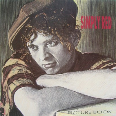 Simply Red --- Picture Book
