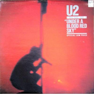 "U2 --- Live ""Under A Blood..."