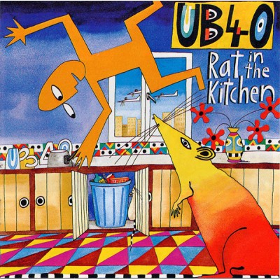 UB40 --- Rat In The Kitchen