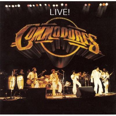 Commodores --- Live