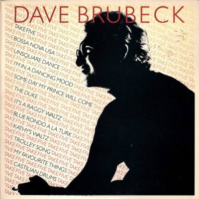Dave Brubeck --- Take Five