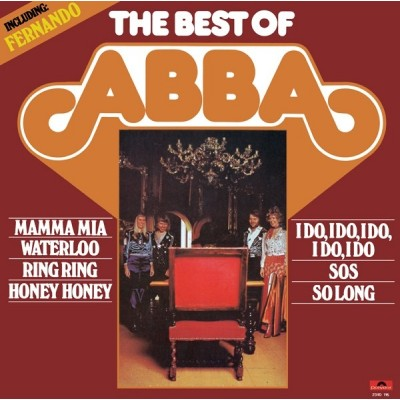 Abba --- The Best Of Abba
