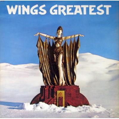 Wings --- Wings Greatest